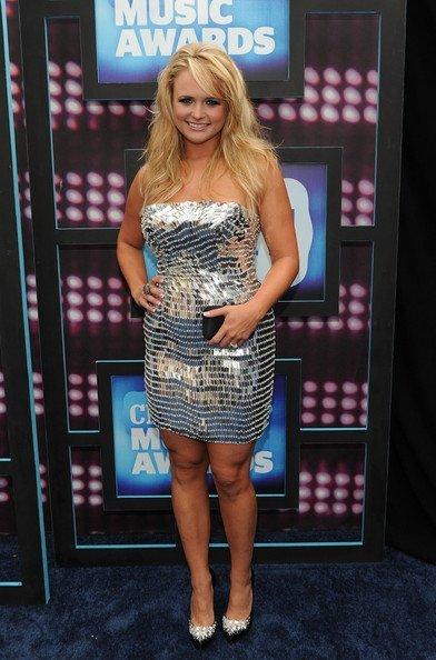 Todas las celebrities en los CMT Music Awards: Miranda Lambert