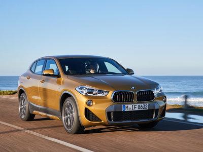BMW X2: Precios, versiones y equipamiento en México