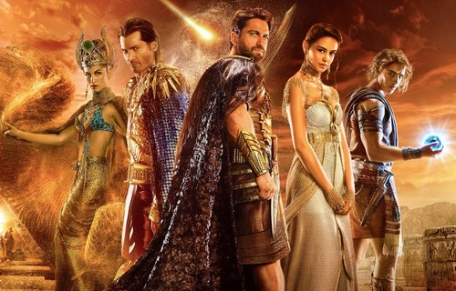 'Dioses de Egipto', esquizofrenia digital, ridiculez argumental