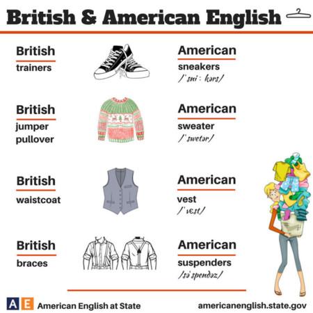 e0356a3549 No es lo mismo hablar británico que norteamericano