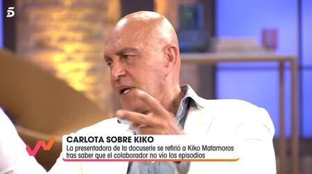 Kiko Matamoros Rocio Carrasco