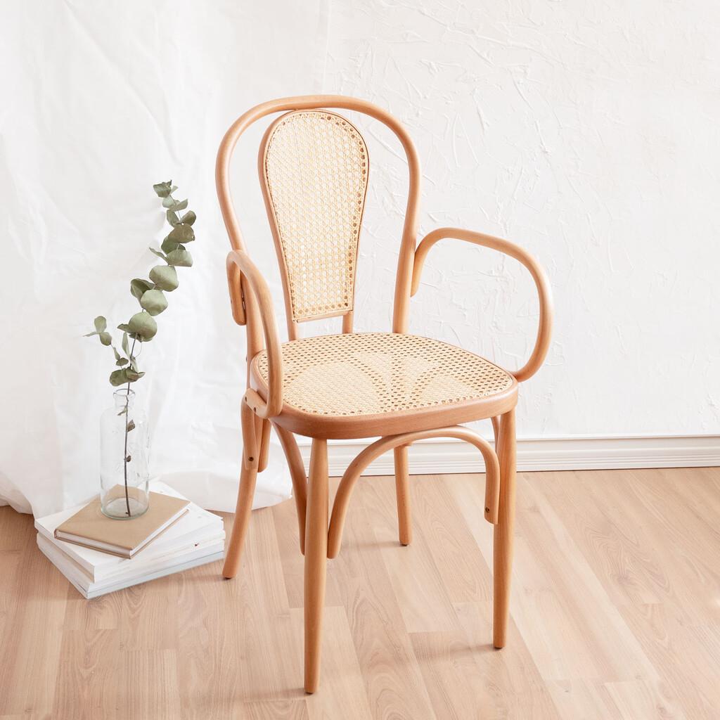 La versión más mediterránea de la silla Thonet de la mano de Slow Deco
