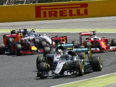 Mercedes, los nuevos domadores de fieras
