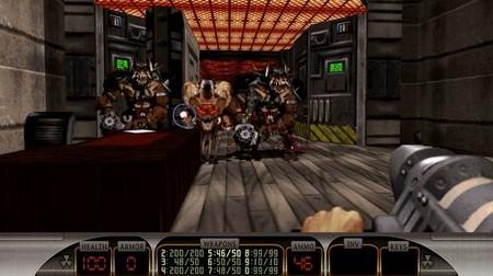 Llega el juego cruzado a 'Duke Nukem 3D' en Steam