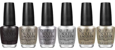 Opi Starlight Holiday 2015 Collection 6