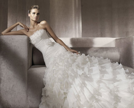 Catalogo pronovias 2012