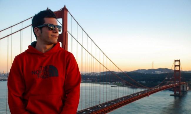 Diego Jimenez, diseñador jefe de TouristEye
