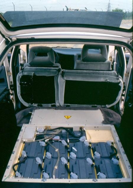 Baterías del SEAT Toledo eléctrico de 1992