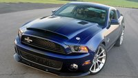 2011 Shelby Mustang GT500 Super Snake