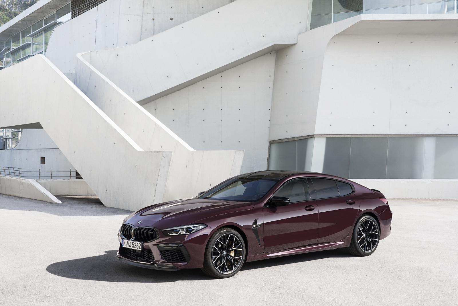 Foto de BMW M8 Gran Coupé 2020 (51/89)