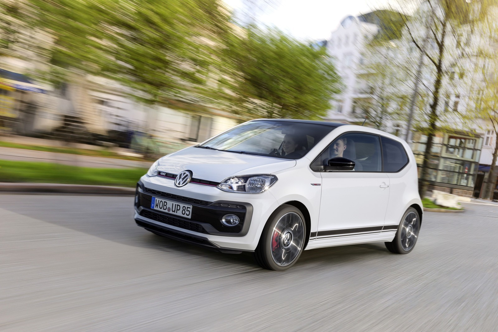 Foto de Volkswagen Up! GTI 2018 (1/8)