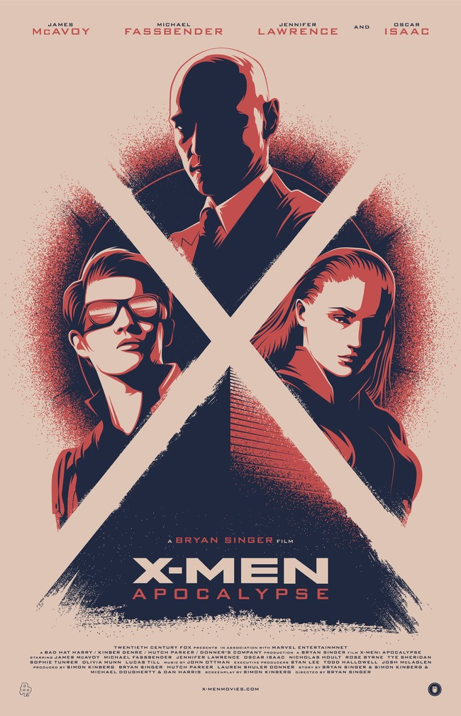 X Men Apocalipsis Fan Made