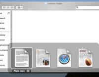 Document Palette, crea nuevos documentos fácilmente