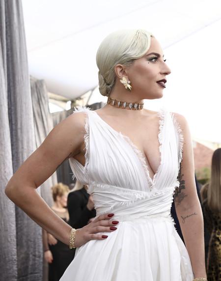 Lady Gaga Sag Awards 01