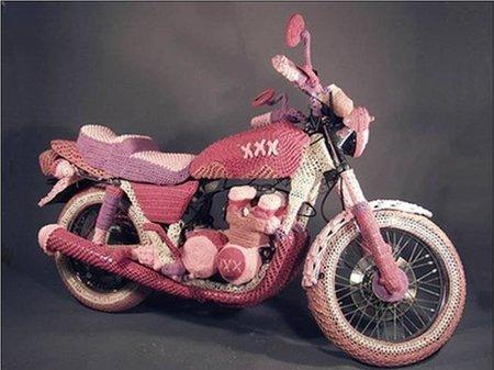 ¿Cómo podría ser la moto de tú abuela?