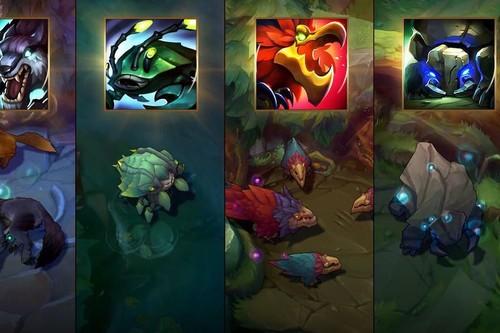 League of Legends: Los grandes cambios que llegarán a la jungla en el parche 8.10