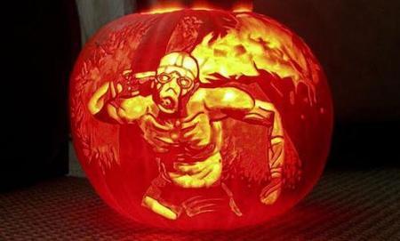 Halloween y videojuegos: descubre las calabazas más espectaculares