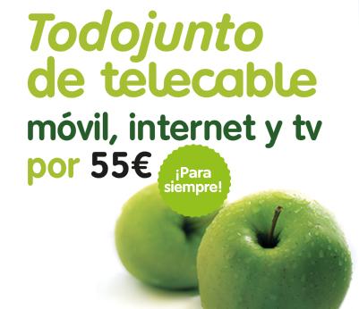 TodoJunto: el nuevo todo en uno de Telecable con mil opciones de configuración