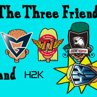 Tres amigos, y H2K | Worlds 2016 H2K vs ANX