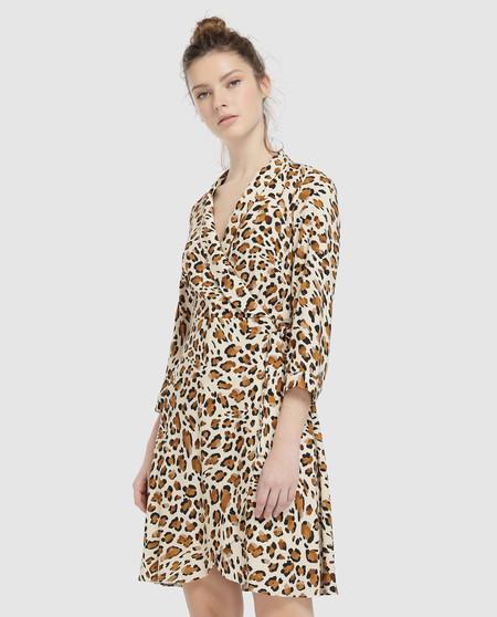 Vestido Leopardo verano 2019