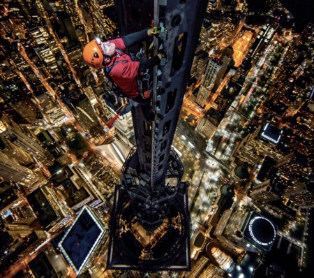 La belleza de Nueva York como nunca antes la habíamos visto: a 540 metros y en 360 grados