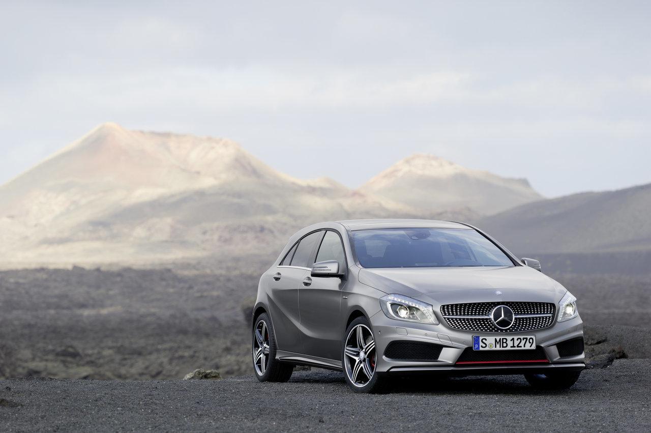 Foto de Mercedes-Benz Clase A 2012 (25/67)