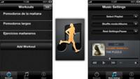 Controla el tiempo de tus tandas de ejercicio con Music Workout