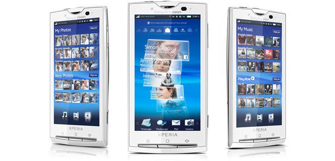 Foto de Sony Ericsson Xperia X10, diferentes medios (5/15)