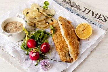 ¿Sabes freír correctamente el pescado?