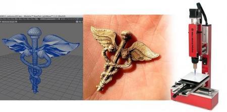 Dentro de poco podrás imprimir en metal y en 3D