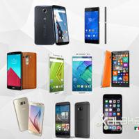 Comparativa: Moto X Play y Style contra la gama alta 2015