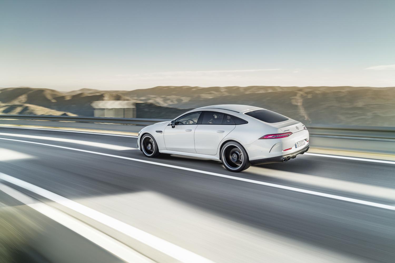Foto de Mercedes-AMG GT (4 puertas) (3/40)