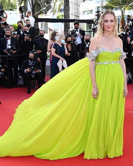 Chiara Ferragni Festival De Cannes 2021 2