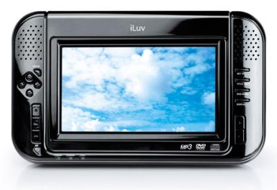 iLuv i1055, pantalla para usar con el iPod