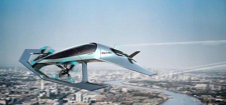 Aston Martin Volante Vision Concept, el mini avión que busca cautivar a los millonarios del mundo