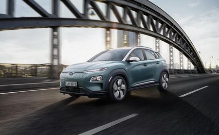 El Hyundai Kona Electric llega con su diseño funky, 204 hp y hasta 470 km por carga