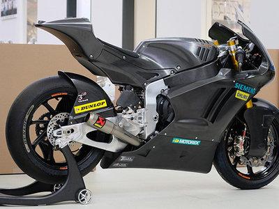 Kalex ya tiene lista su Moto2 con motor Triumph y muy pronto la pondrá en pista