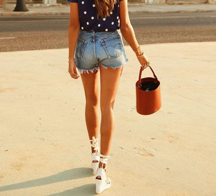1ddb9b72f5 Las cuñas de esparto son el calzado indiscutible de los días de verano y  estos 11 modelos nos han enamorado | Trendencias | Bloglovin'