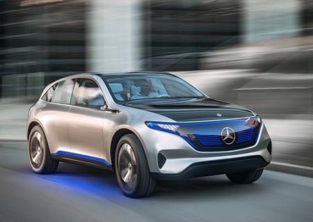 Mercedes-Benz  Generation EQ Concept: Descubre los cinco puntos en torno al futuro eléctrico de Mercedes-Benz
