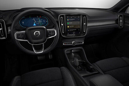 Volvo Xc40 Recharge 04 Interior