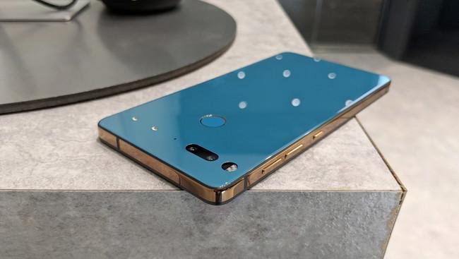 Essential Phone Andy Rubin