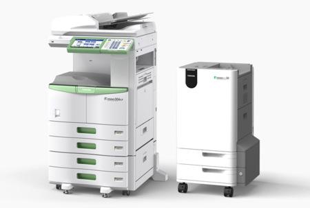 Toshiba eStudio 306LP, la impresora que borra la tinta para reutilizar las hojas