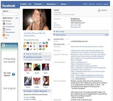 La dieta Facebook: toda una irrisoria revolución