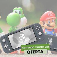 El mejor precio del momento para la Nintendo Switch Lite está en tuimeilibre: la tienes por 199 euros