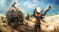 Corre que se acaban los descuentos del 50% en Steam para 'From Dust', 'Rayman Origins' y 'Shoot Many Robots'