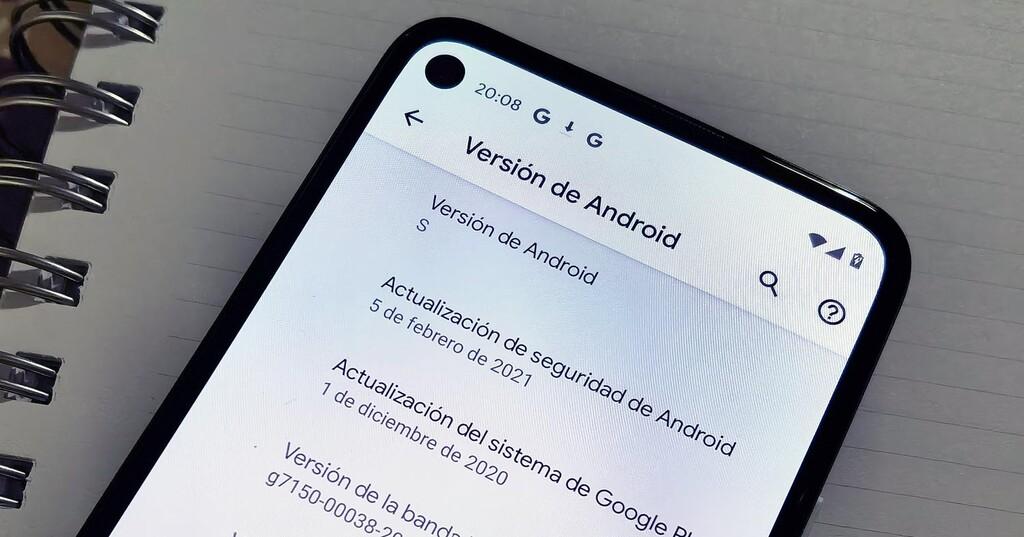 Cómo instalar Android 12 Preview en un móvil compatible