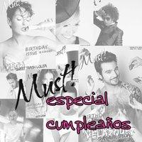 Doce fantásticas portadas diferentes, con doce famosos en el cumpleaños de Must! Magazine