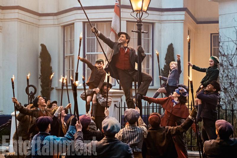 Foto de 'Mary Poppins Returns', nuevas imágenes oficiales (4/9)