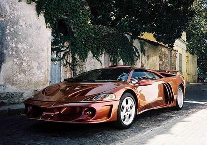 Los Lamborghini de Argentina