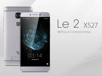 Cupón de descuento: LeEco Le 2 X527, en versión internacional, por 146 euros